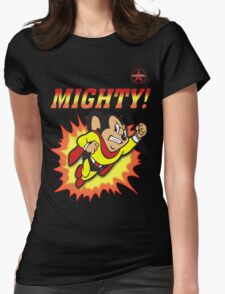 GeekGirl - MIGHTY! Womens Fitted T-Shirt