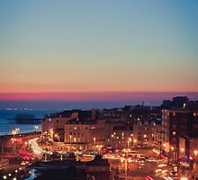 Brighton Cityscape by photomadly