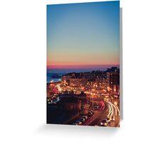 Brighton Cityscape Greeting Card