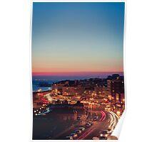 Brighton Cityscape Poster