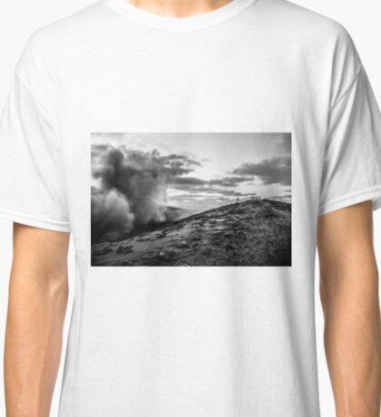 On the precipice Classic T-Shirt