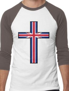Olympic Countries - Great Britain Men's Baseball ¾ T-Shirt