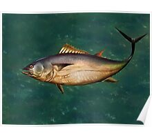 Blue Tuna  Poster