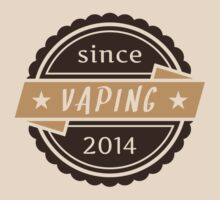 Vaping Since 2014 by Maracoo