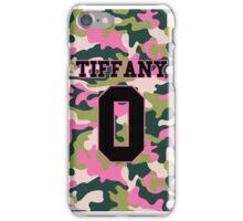 Girls' Generation (SNSD) TIFFANY 'PINK ARMY' iPhone Case/Skin