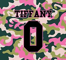 Girls' Generation (SNSD) TIFFANY 'PINK ARMY' by ikpopstore