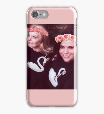 Swan Queen iPhone Case/Skin