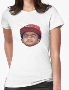 PJ Rose - Derrick Rose Womens Fitted T-Shirt