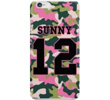 Girls' Generation (SNSD) SUNNY 'PINK ARMY' iPhone Case/Skin