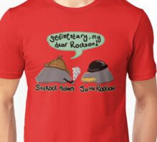 The Adventures of Sherock Holmes Unisex T-Shirt
