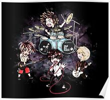 Chibi ONE OK ROCK Poster