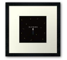 star trek Framed Print