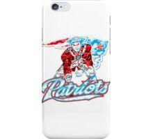 PATRIOT WHITE iPhone Case/Skin