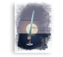 Excalibur - Lady of the Lake Canvas Print