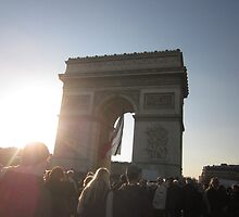 The arc of triumph by spownkie