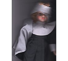 Scanner Gram Nun. Photographic Print