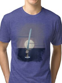 Excalibur - Lady of the Lake Tri-blend T-Shirt