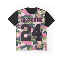 Girls' Generation (SNSD) SOOYOUNG 'PINK ARMY' Graphic T-Shirt