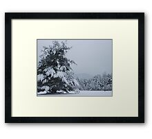 Weight Of The World.. Framed Print