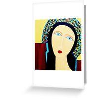 Icon Greeting Card