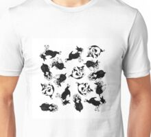 Bené the Boston Terrier.  Unisex T-Shirt