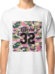Girls' Generation (SNSD) HYOYEON 'PINK ARMY' Classic T-Shirt