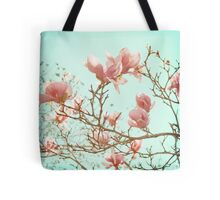 Japanese Magnolias Tote Bag
