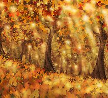 Autumn Dream by SimonHaiduk