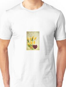 Special Wishes for Mum Unisex T-Shirt