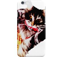 Glamour Puss iPhone Case/Skin