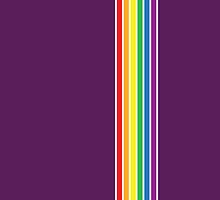 Gay Pride Flag by ShowYourPRIDE