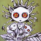 Newbie Nobooand Knottie by Sylvia Lizarraga