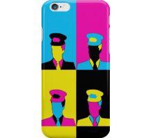 cmyk Crieff iPhone Case/Skin