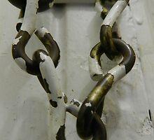 Guarding the door by Heather Crough