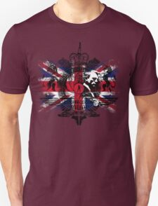 50th Anniversary Secret Agent Tee_Union Jack T-Shirt