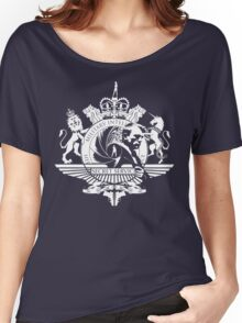 50th Anniversary Secret Agent Tee_WHITE Women's Relaxed Fit T-Shirt