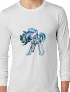 Bass Cannon Long Sleeve T-Shirt