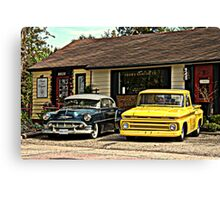 It Was The Best of Times............... Canvas Print