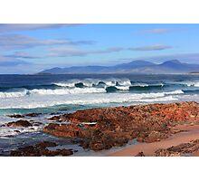Raw Tasmania Photographic Print