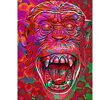 Primordial Scream Photographic Print
