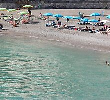 Amalfi, Sorrento, Italy by Claire McCall