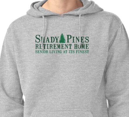 Shady Pines Pullover Hoodie