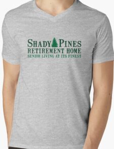 Shady Pines Mens V-Neck T-Shirt