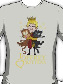 Joffrey Loves Kittens T-Shirt
