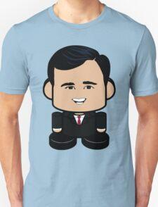 Rick Santorum Politico'bot Toy Robot 1.0 Unisex T-Shirt