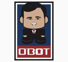 Rick Santorum Politico'bot Toy Robot 2.0 by Carbon-Fibre Media