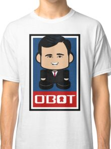 Rick Santorum Politico'bot Toy Robot 2.0 Classic T-Shirt