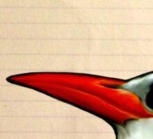 Bird Notes: Flow Sticker