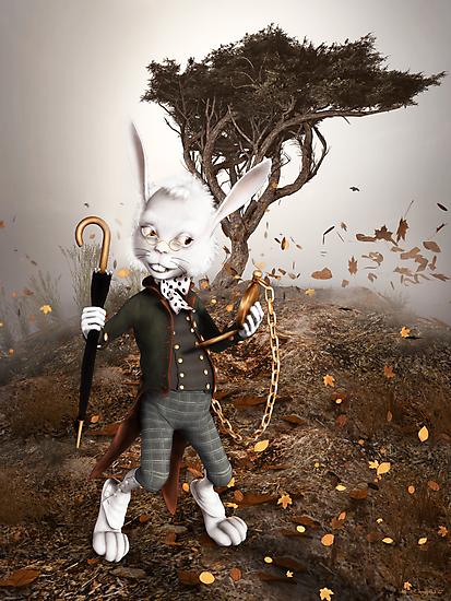 White Rabbit by Shanina Conway