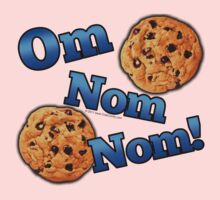 Om Nom Nom, Yummy Cookies Kids Clothes